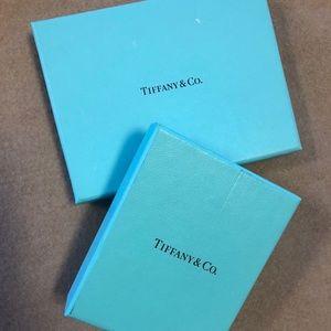 Tiffany & Co empty boxes (2)